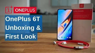 OnePlus 6T  - Unboxing & Review_HD || Technical Gujjar