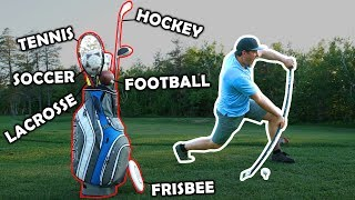 All Sports Golf Battle | SweetSpotSquad