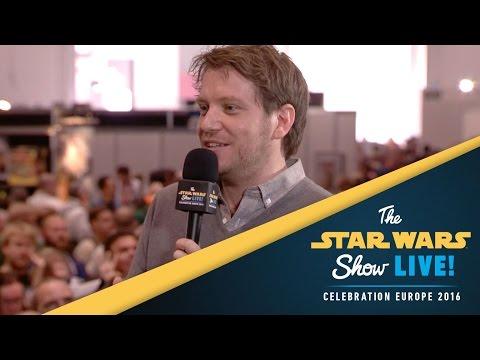 Gareth Edwards Interview   Star Wars Celebration Europe 2016