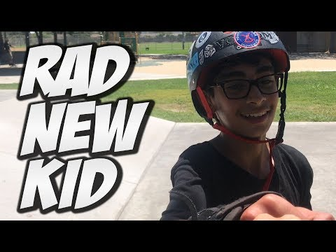 AWESOME NEW SKATER KID & MORE !!!