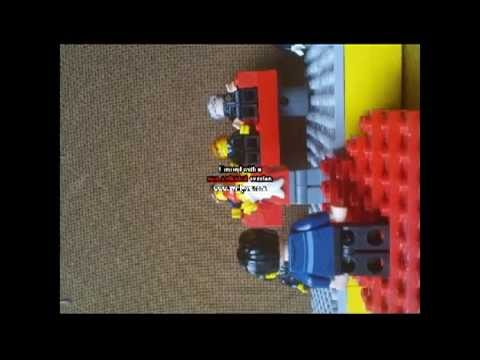 parodie La france a un incroyable talent Version Lego