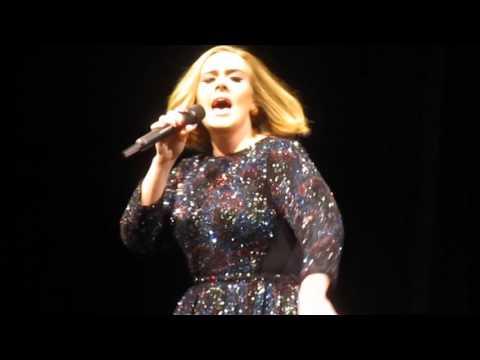 Adele - Hello Live In Dublin