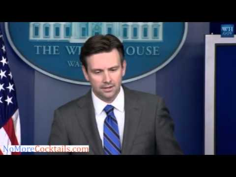Josh Earnest compares soldiers fighting Ebola to them getting haircuts