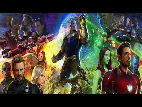 Avengers Infinity War Trailer Descrizione