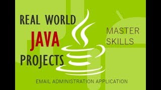 Java Project Step by step Build An Email Administration Application