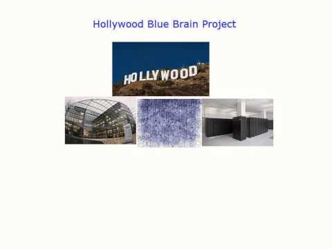 Hollywood Blue Brain Project video