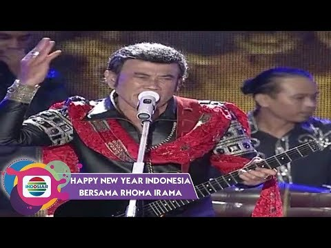 Rhoma Irama Dan Soneta Group - Adu Domba (Happy New Year Indonesia)