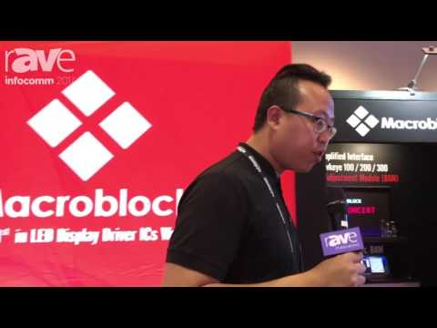 InfoComm 2017: Macroblock Adds Hawkeye 200/300