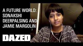Zero Hour founder Jamie Margolin and youth activist Sonakshi Deerpalsing talk climate change
