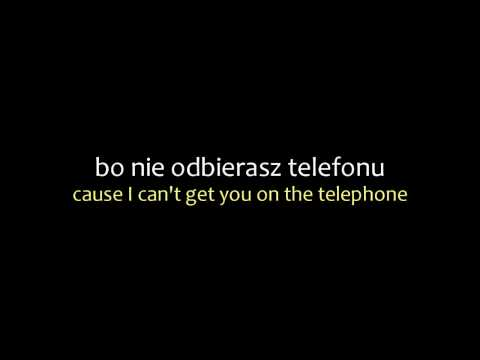 Nickelback - Lullaby Tłumaczenie Pl   Lyrics video