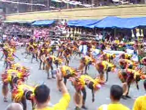 Iloilo Dinagyang 2009 - Tribu Paghidaet