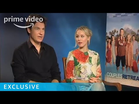 Funny Jason Bateman and Kristen Bell make us laugh