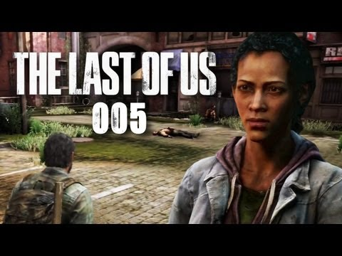 THE LAST OF US #005 - Menschliche Schmuggelware [HD+] | Let's Play The Last of Us