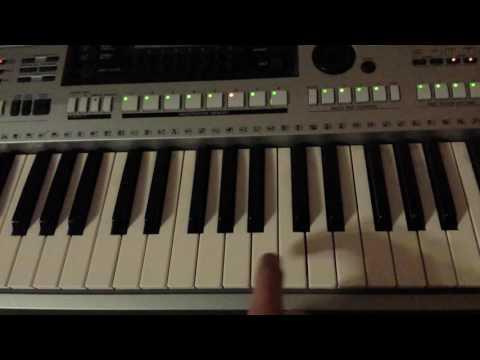 Jak Grać - Cypis 6 Dzień Tygodnia / Tutorial Keyboard