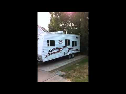 2006 Extreme RV Mega Lite LT23 Toy Hauler Travel Trailer in Central Point, OR