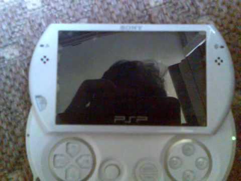 PsP Go Screen problem