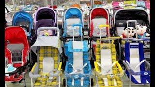 Tư vấn tiêu dùng|số 13: Lựa chọn nôi và xe đẩy cho trẻ em (CRTV - 27.08.2015)