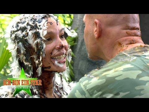 Dschungelcamp 2019 | Gisele gibt dank Thorsten Legat