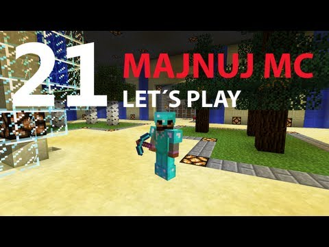 PG | Minecraft na Majnuj E21 - Gorrdenv troll/drek (CZ/HD)