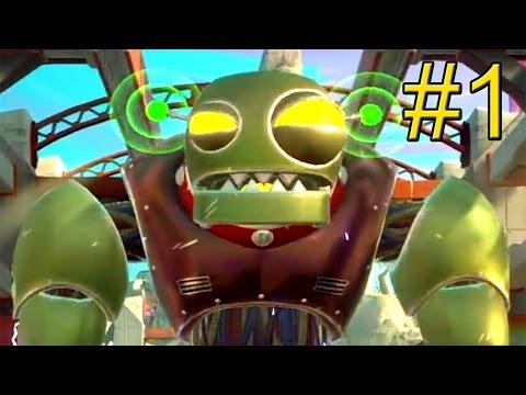 САДОВОЕ ПОБОИЩЕ! - Plants vs  Zombies Garden Warfare 2 - Адский Мультиплеер