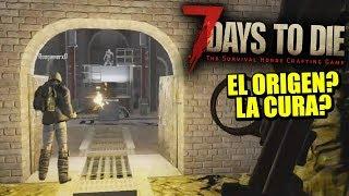 EL LABORATORIO... LA CURA O EL ORIGEN - 7 DAYS TO DIE (A.17) #8 | Gameplay Español