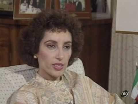 Benazir Bhutto Interview (1)