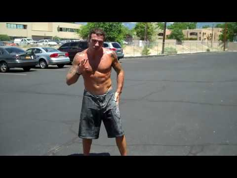 Clay Guida MMA Fighter | Kettlebell Training | Albuquerque, NM Image 1