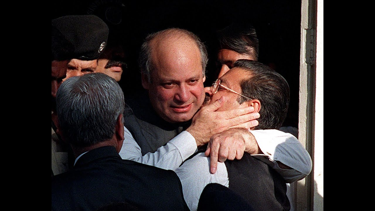 Pakistan's Prime Minister resigns over corruption scandal