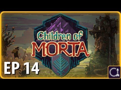 CHILDREN OF MORTA   Hammer   Ep 14   Full Release Gameplay!