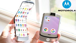 NEW MOTOROLA RAZR IN 2019!