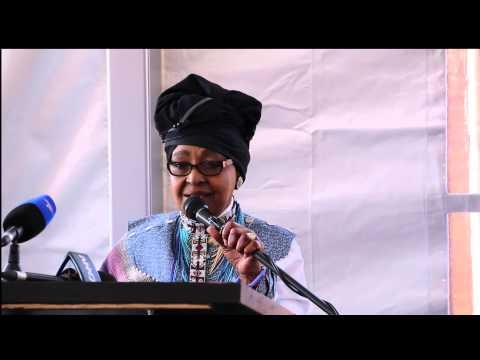 Winnie Madikizela-Mandela worried about her children on Mandela Day