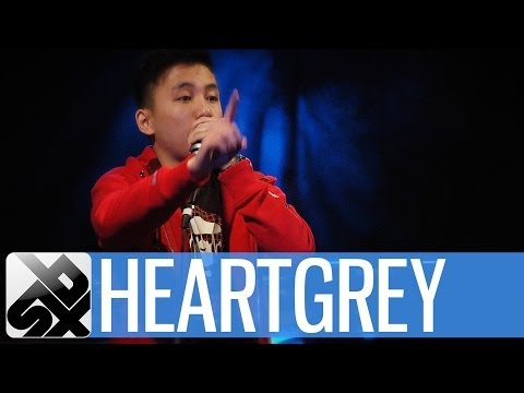 Heartgrey (hk)  |  Grand Beatbox Battle 2014  |  Show Battle Elimination video