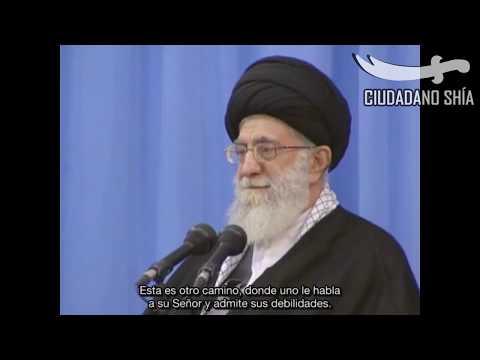 Seyed Alí Jamenei habla sobre la muerte
