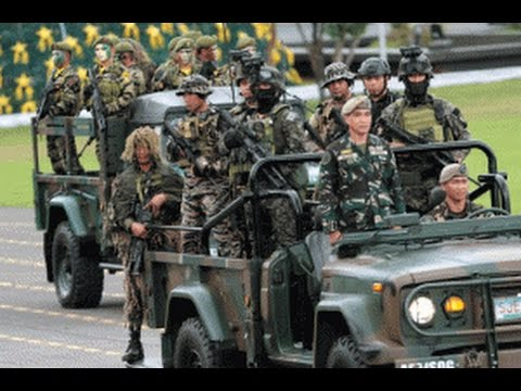 Armed Forces of the Philippines (AFP) 79'th Anniversary Military Parade