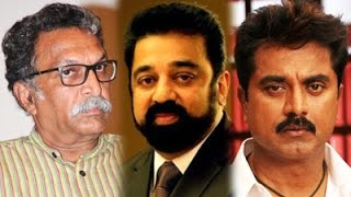 Nasser's reply to Sarath for criticizing Kamal | Kollywoodgalatta