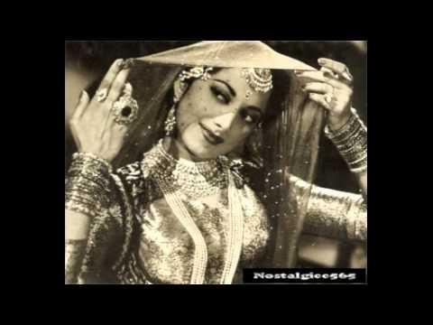 Deewana 1952 : Jeene Diya Na Chain Se : Suraiya : Md Naushad...