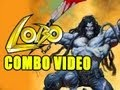 Youtube replay - INJUSTICE: Lobo Combo Video