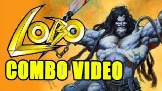 INJUSTICE: Lobo Combo Video