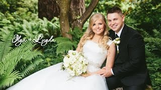 Ilya and  Luyda.  Best Momentst. Church of Grace