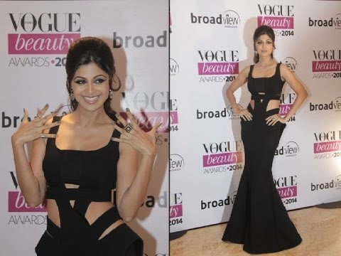 Shilpa Shetty Gives Tips For Red Carpet video