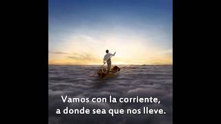 Pink Video - Pink Floyd - Louder Than Words (Subtítulos en español) - The Endless River 2014