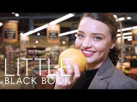 Miranda Kerr's Pregnancy Fitness and Food Plan | Little Black Book of Wellness | Harper's BAZAAR