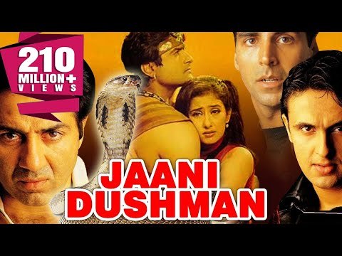 Jaani Dushman: Ek Anokhi Kahani (2002) Full Hindi Movie | Akshay Kumar, Sunny Deol, Manisha Koirala
