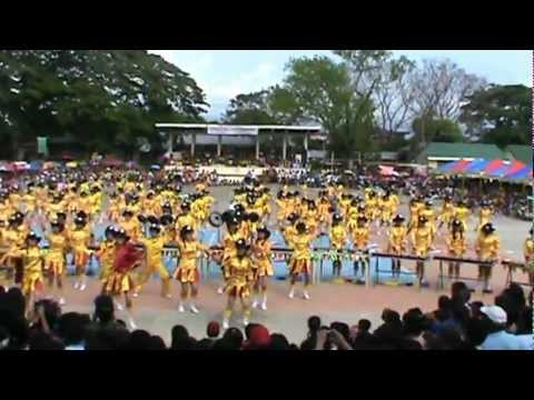 Candon National High School Marching Band 2012(Champion)
