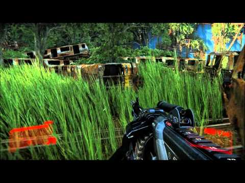 Teste do Crysis 3 na GTX 570