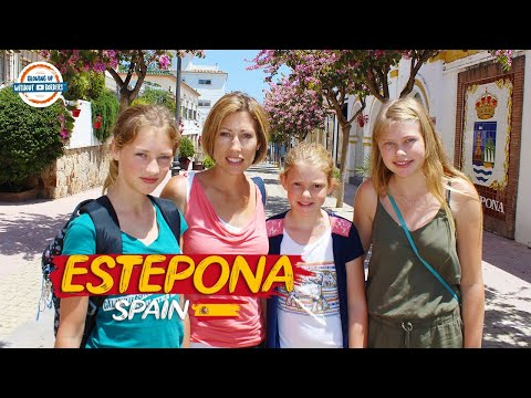Estepona Spain - The Garden City of Costa Del Sol | 90+ Countries With 3 Kids