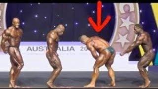 6 Piores acidentes de atletas  -   Bodybuilder  de  - 2017  🔴 💀