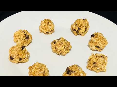 SUGARFREE OATS LADDU | ओट्स लडू | INSTANT LADOO RECIPE | HEALTHY OATS LADDU | INSTANT OATS RECIPE