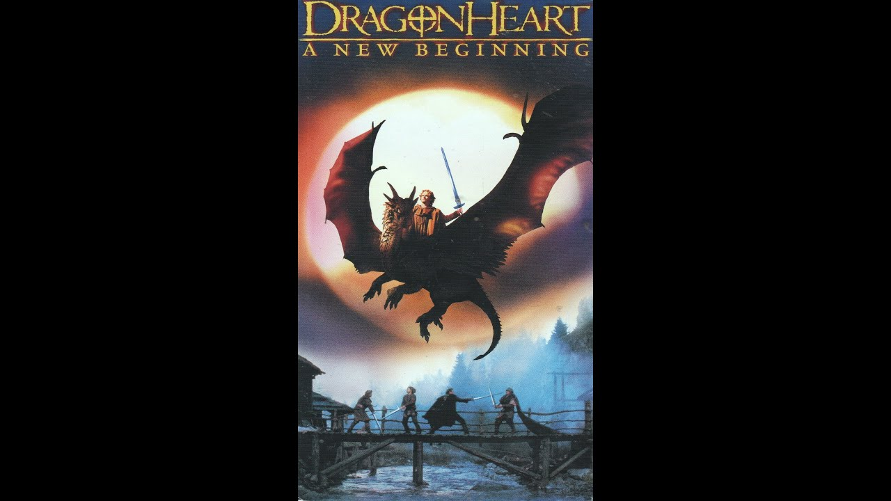opening to dragonheart a new beginning 2000 vhs