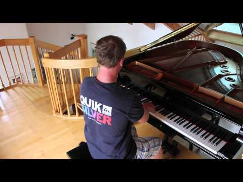 Variations on the Canon by Pachelbel (Piano Cover)